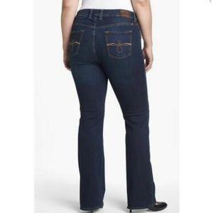 Lucky Brand Jeans 20WP Georgia Bootcut Dark Wash